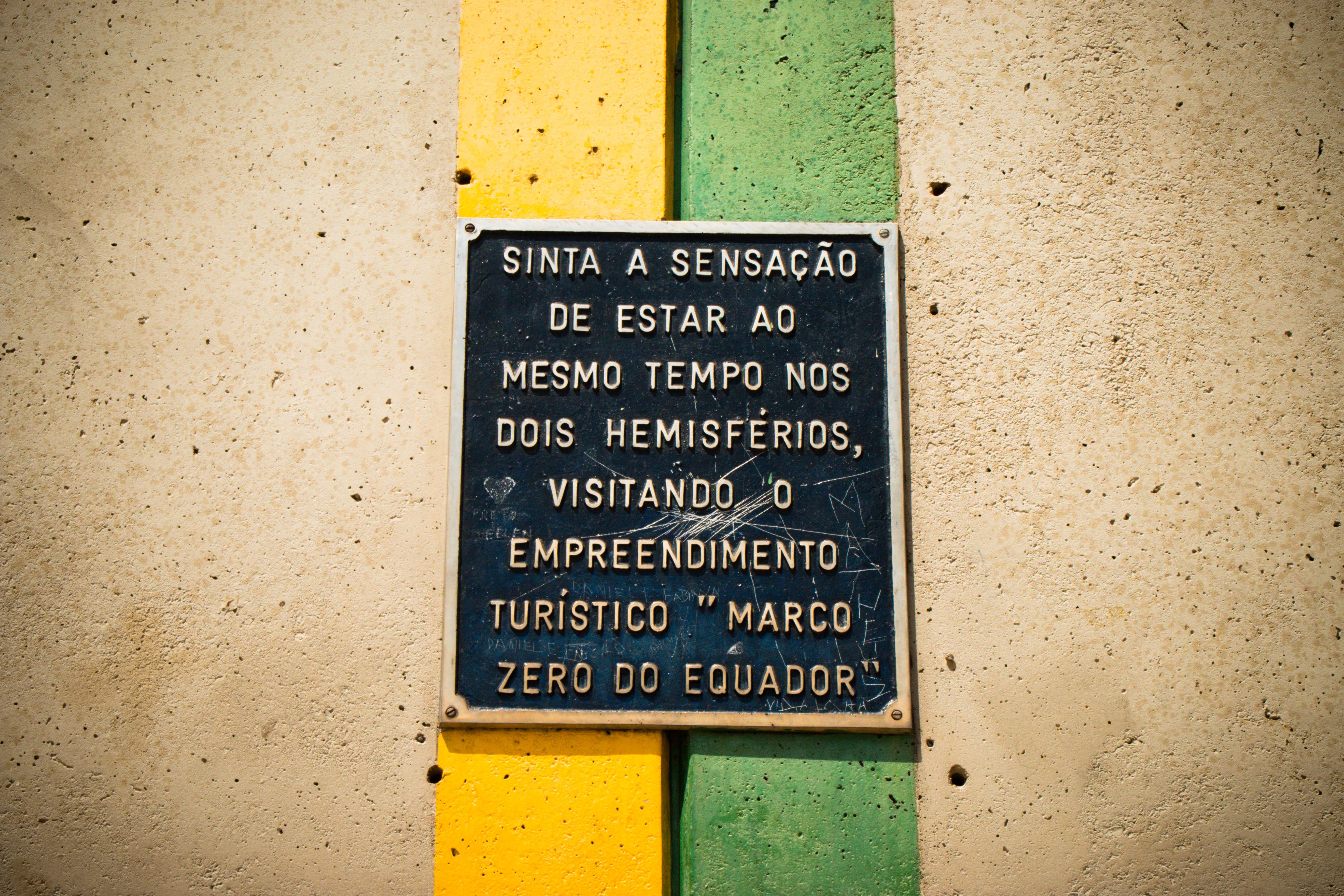 Equinox zero Macapa  Brasil3 - Copie