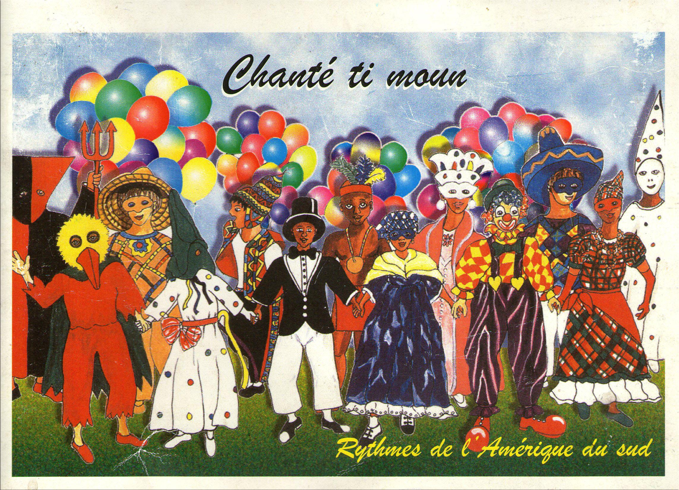 Chanté_ti_moun