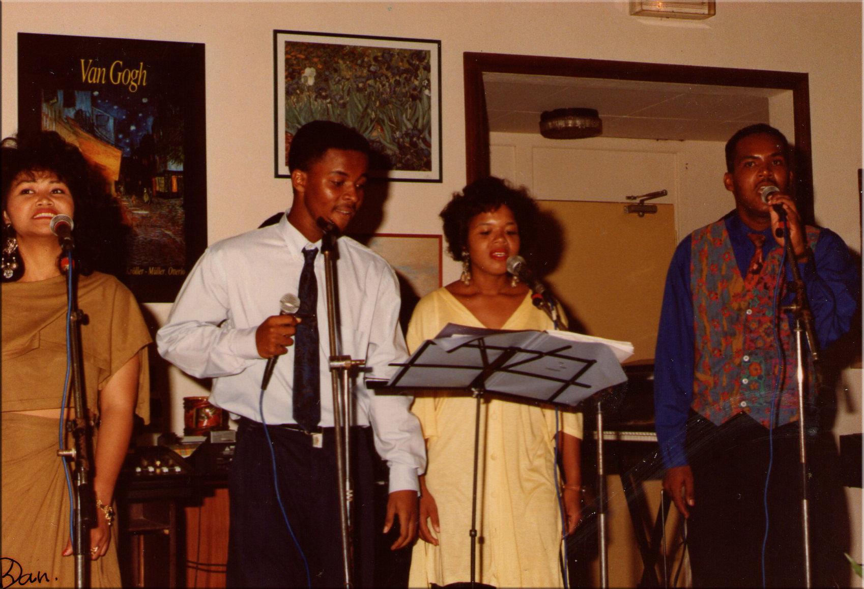 au bar des Palmistes 1996f
