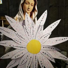 Oraciones con María