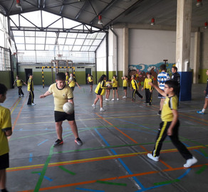 Fútbol Gaélico en Franciscanos