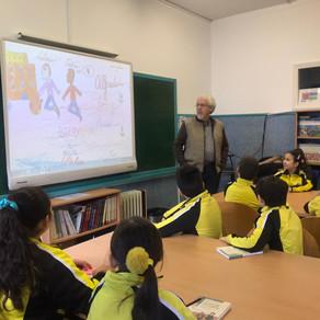 Alfredo Gómez Cerdá  visita nuestro Centro