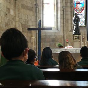 Una cruz que remueve conciencias
