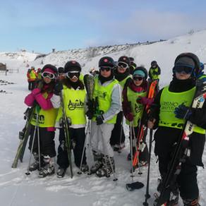 Leitariegos: ¡a la nieve!