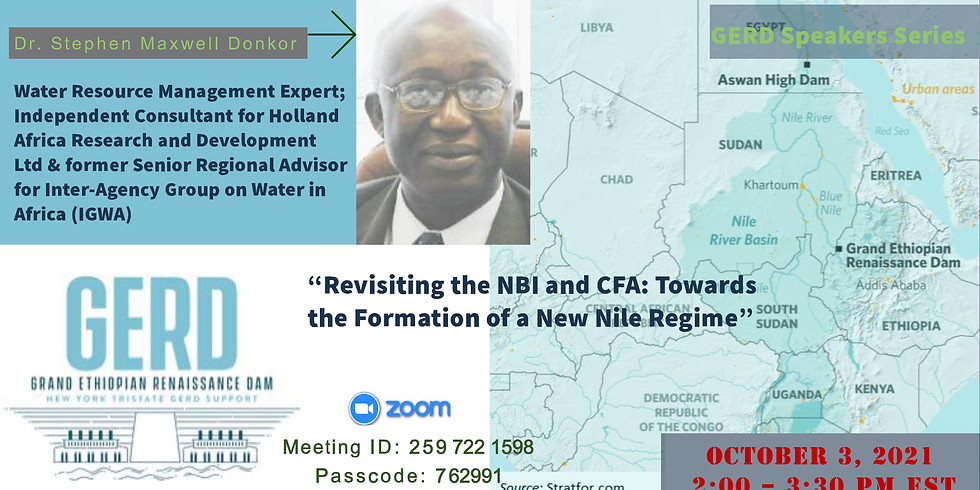Revisiting the NBI and CFA: Towards the Formation of a New Nile Regime
