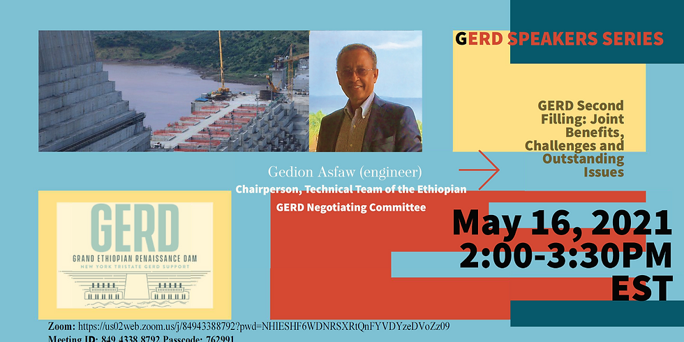 GERD Second Filling: Joint Benefits, Challenges and Outstanding Issues