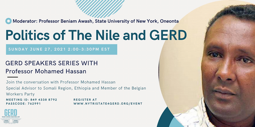 Politics of the Nile and GERD