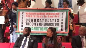 Reparations.  Now!