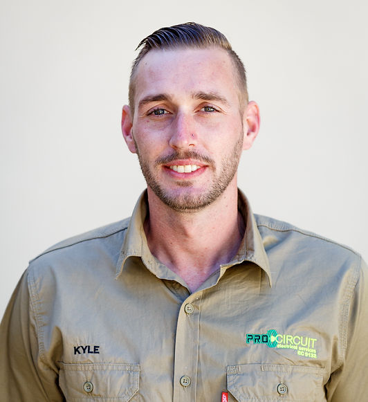 Electrician Kyle - Pro Circuit Electrical Services Perth