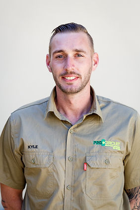 Pro Circuit Electrical - Electrician Kyle