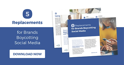 5 Replacements for brands boycotting social media Banner
