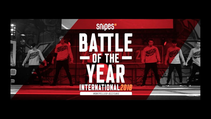 BATTLE OF THE YEAR 2018