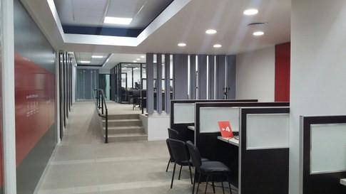 obras para clientes corporativos construccion en seco, steel framing