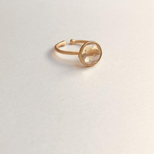 Golden Rays Ring