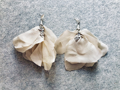 Magnolia Earrings - Limited Edition