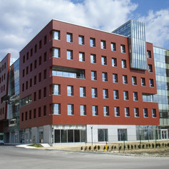 Building 8 of Business Park Varna