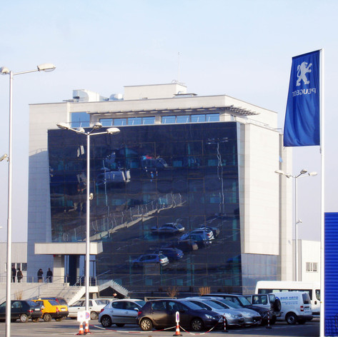 Peugeot Bulgaria Office building