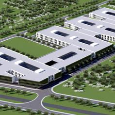 Airport Logistic Park Krumovo