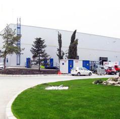 Building A6 of Logistic Park Varna