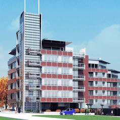 Stroy-Consult Residential Bulding