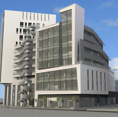 Boomerang Office Building
