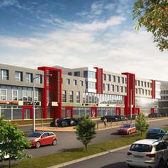 Building A3 of Logistic Park Varna