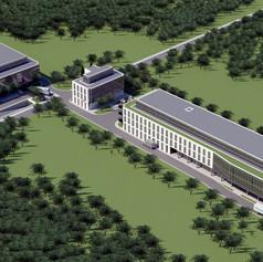 Karlovsko shose Buildings
