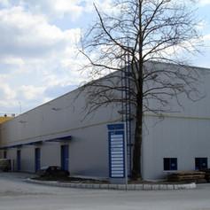 Building A2 of Logistic Park Varna
