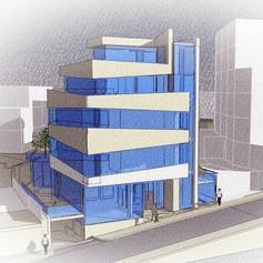 Office Building Ikar