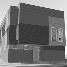 Low energy Residential Building