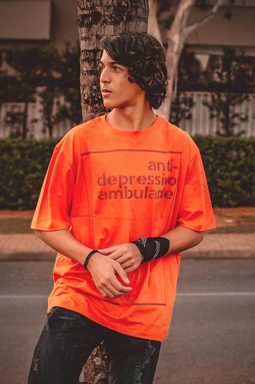 "Camiseta ""ANTI-DEPRESSIVO AMBULANTE"""