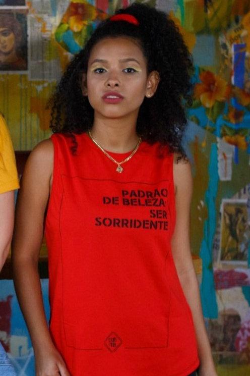 REGATA - PADRÃO DE BELEZA SER SORRIDENTE