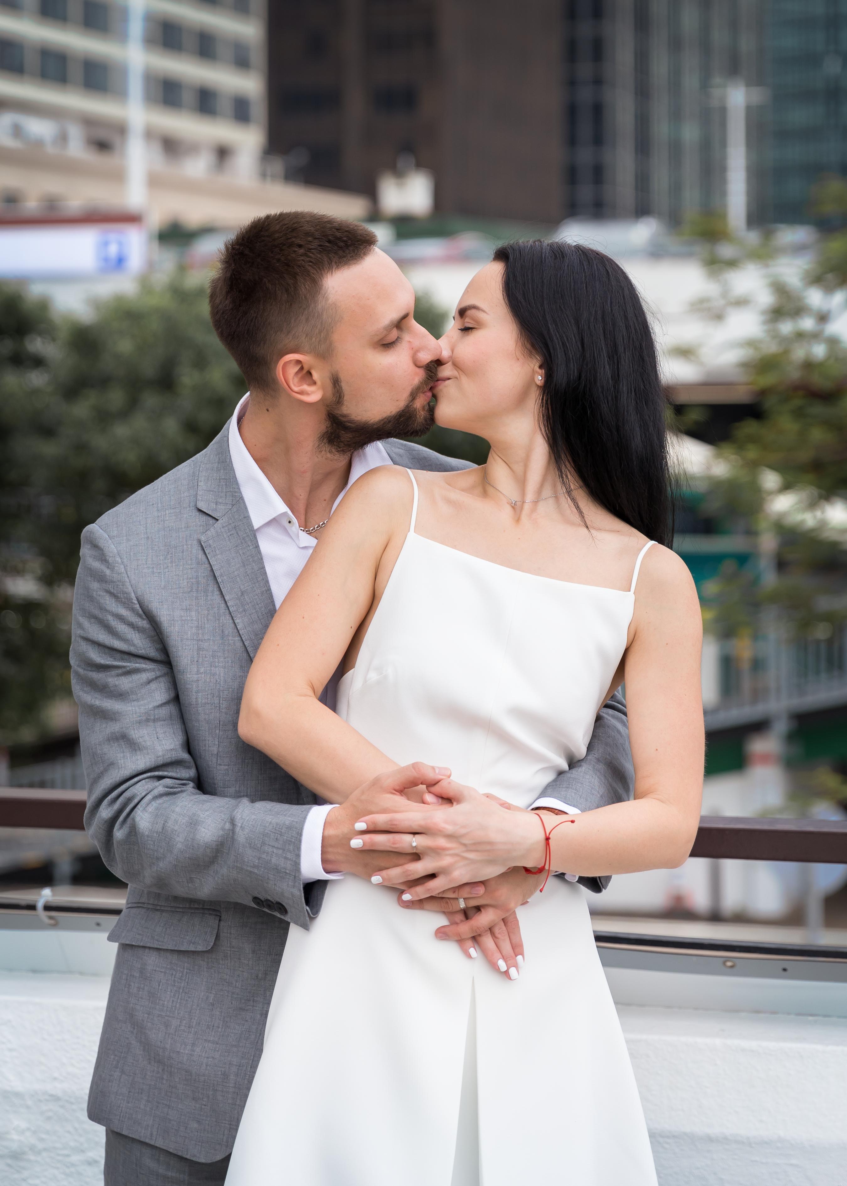 Фотосессия love story в Гонконге