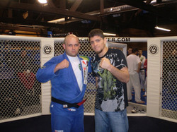 Nick Diaz MMA