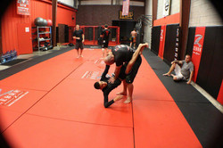 Teens Grappling Session