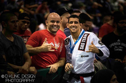 World Champion Daniel Beleza