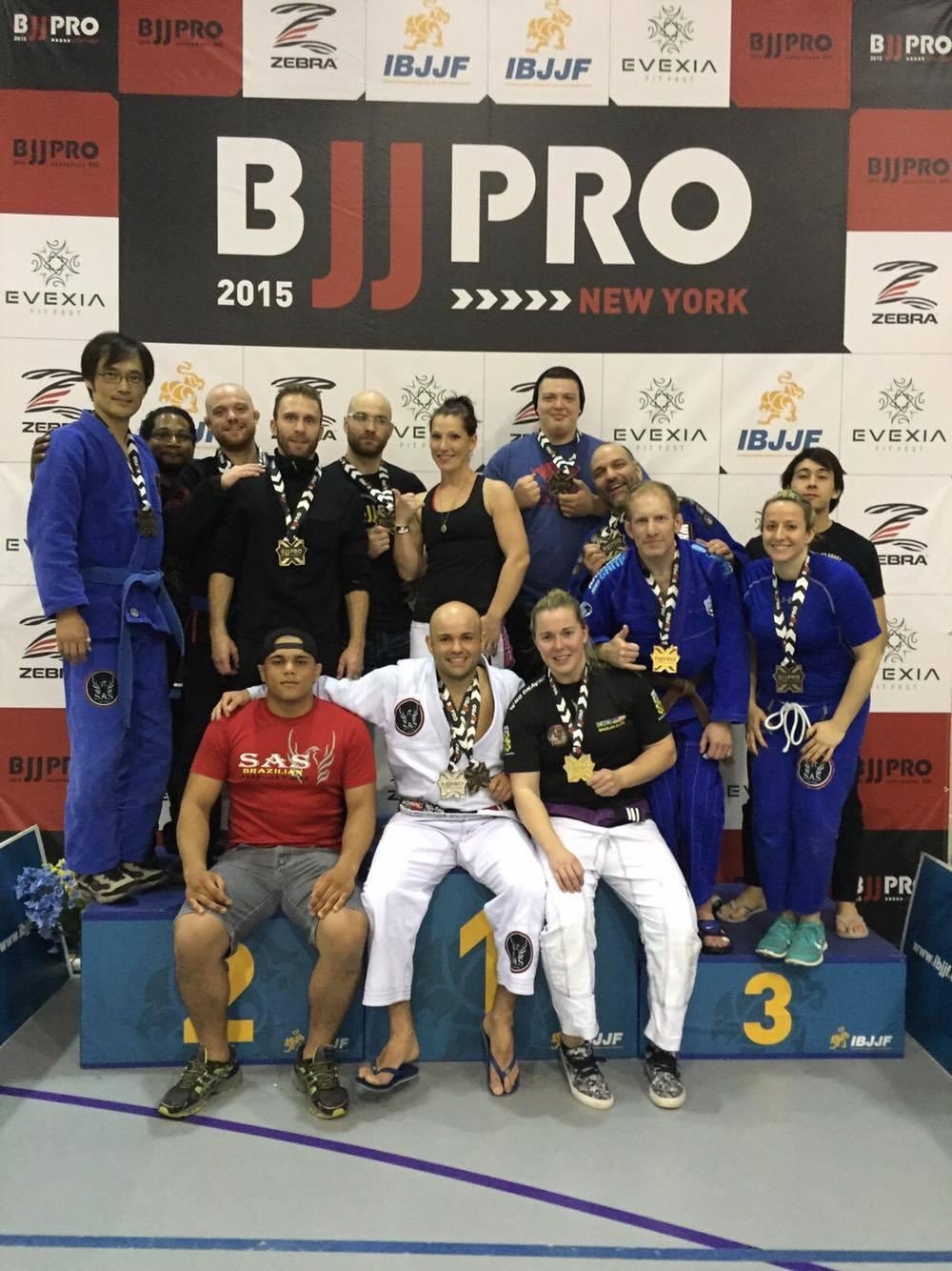 Jiu-Jitsu Family NY
