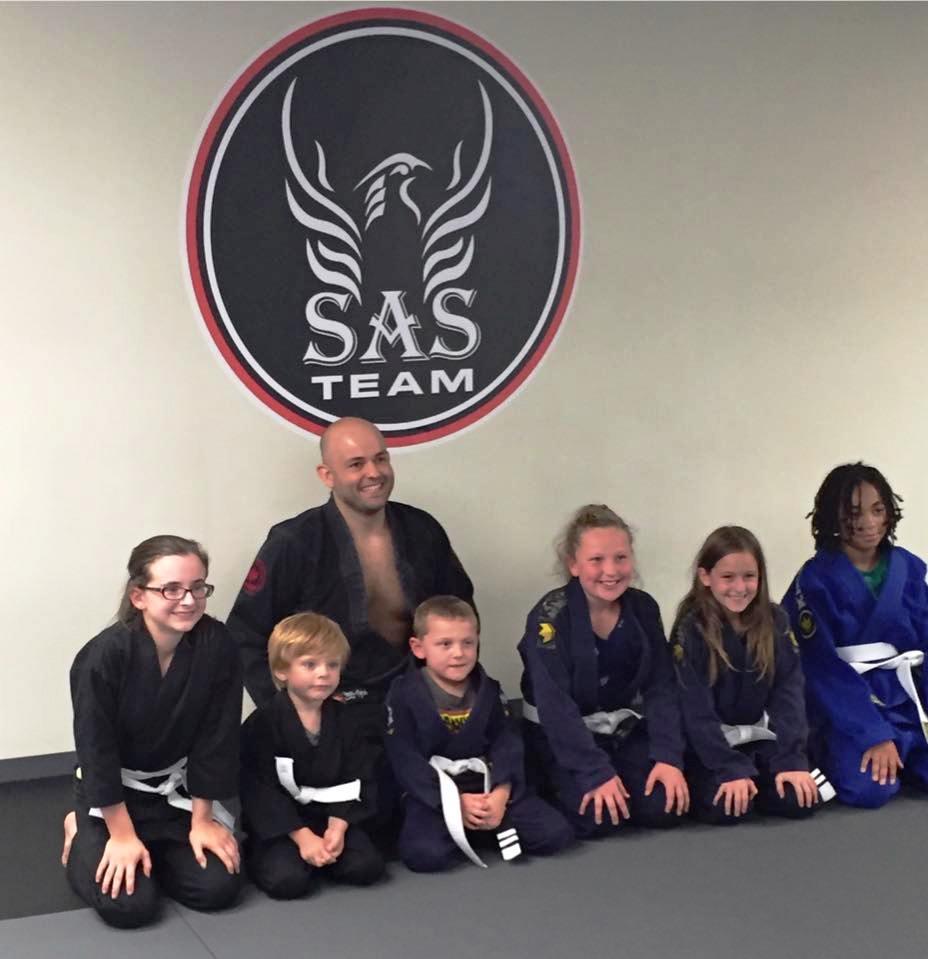 Kids Jiu-Jitsu Syracuse