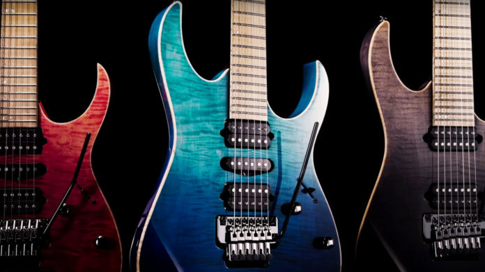 Madeiras nas guitarras