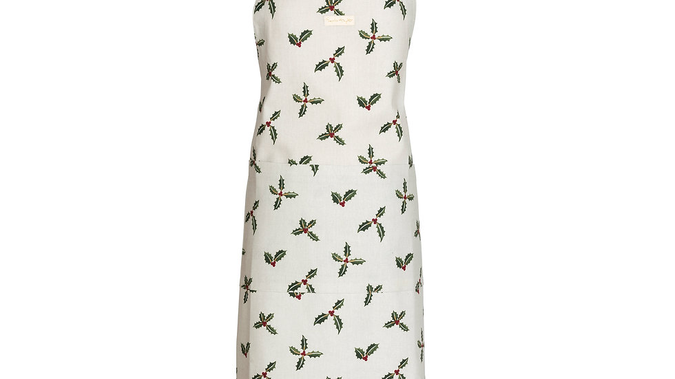 Holly & Berry Adult Apron - Sophie Allport