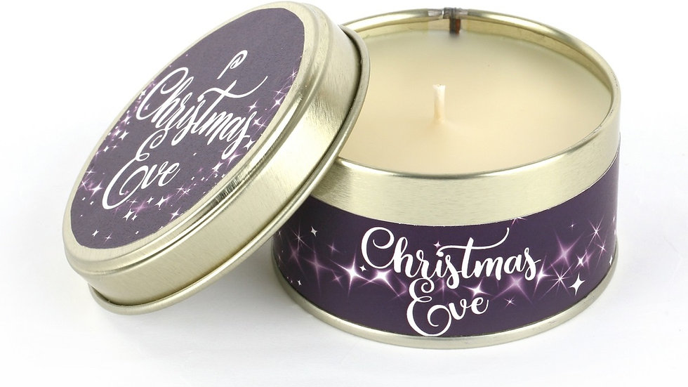 Christmas Eve Candle - Scents of Christmas By Pintail Candles
