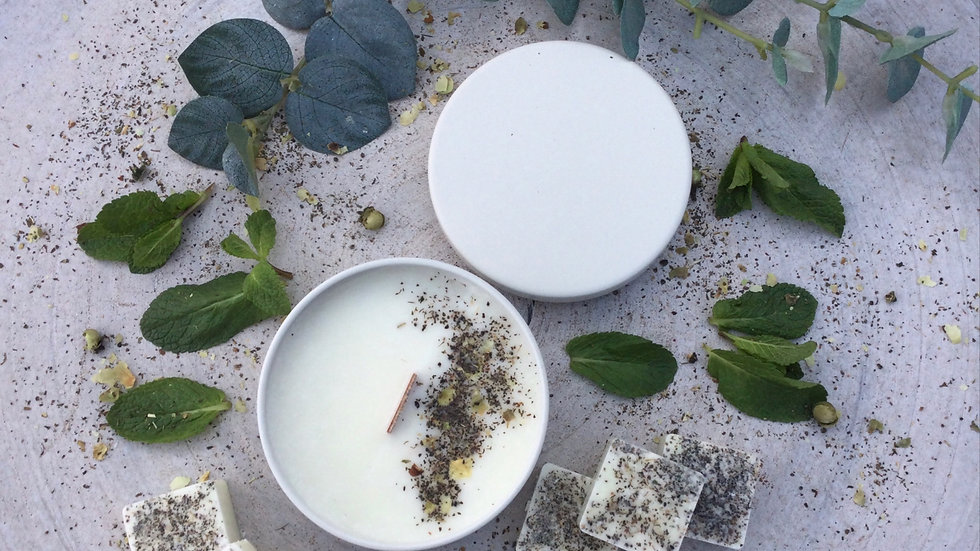 Spa Day - Eco Tin Candle
