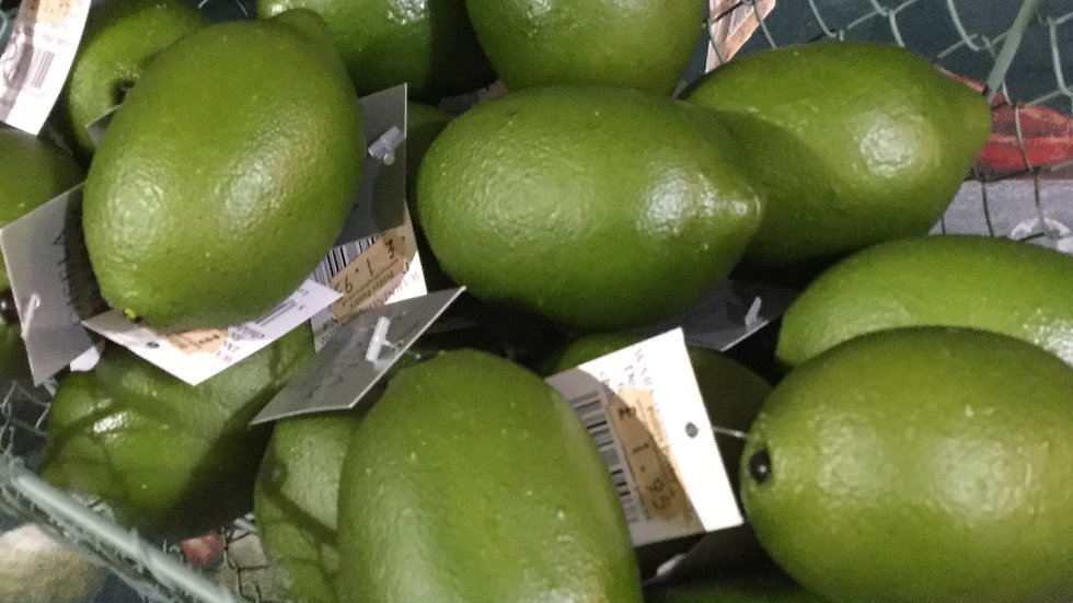 Artificial Limes - Set of 4
