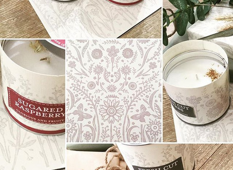 Prillys Candle Company!