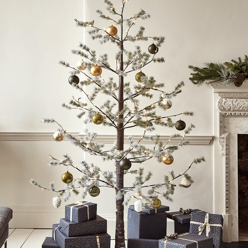 Christmas Twig Trees - Prillys Pantry