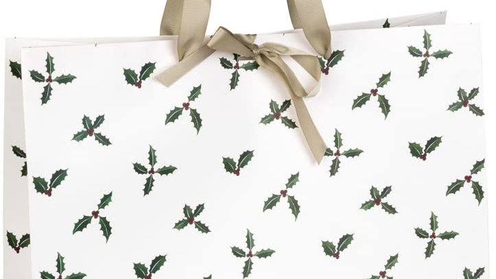 Holly & Berry Luxury Gift Bags By Sophie Allport