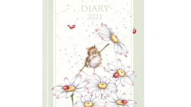Wrendale Designs New 2021 Flexi Diary Planner
