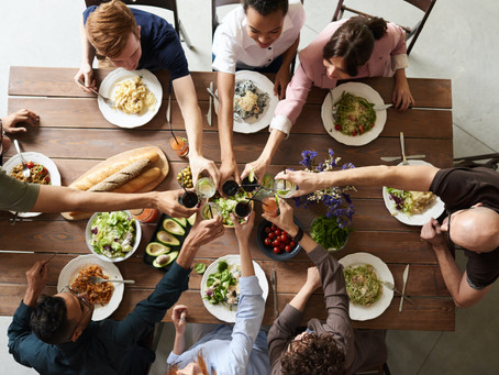 Coliving and social value: sharing space, sharing purpose