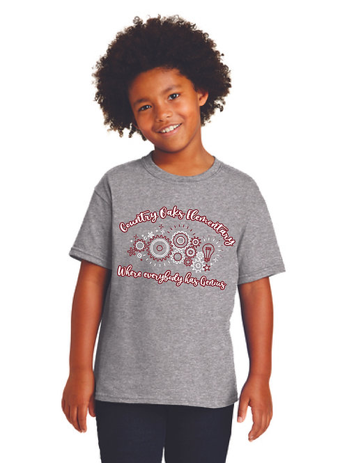 Gray T-shirt COE