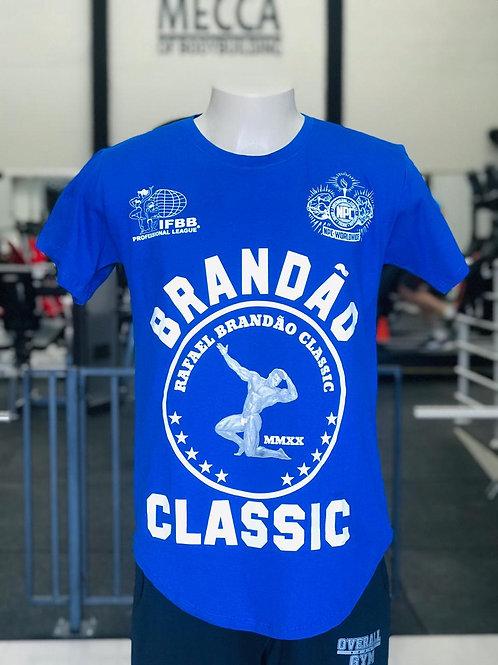 Camiseta RB Classic 2020 - Azul
